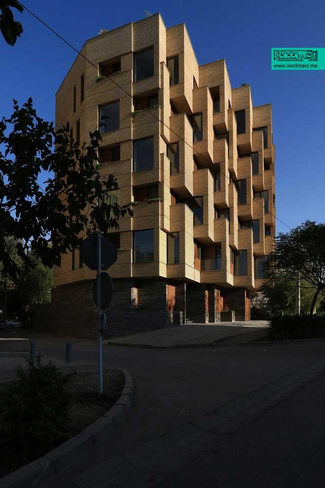 طراحی مجتمع مسکونی خواب آرام