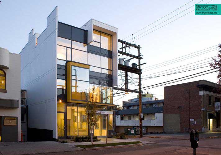 دفتر معماری حسین امانت