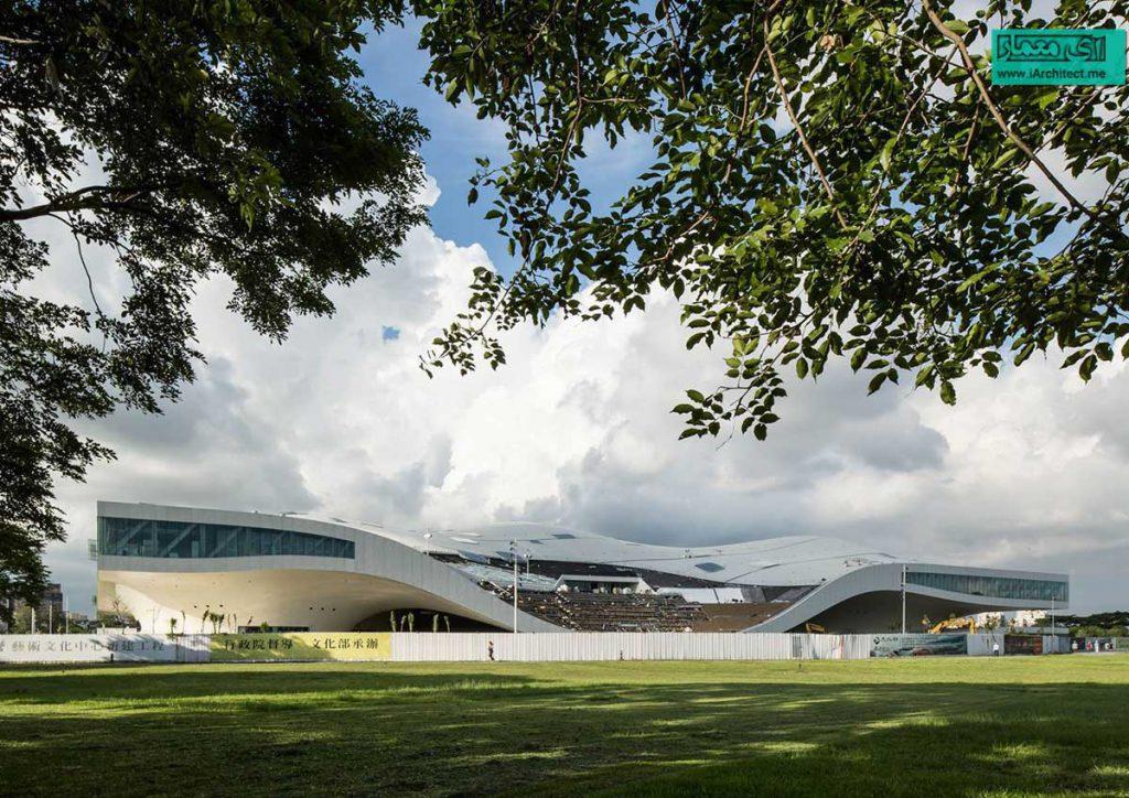 مرکز هنرهای نمایشی جهان در تایوان
