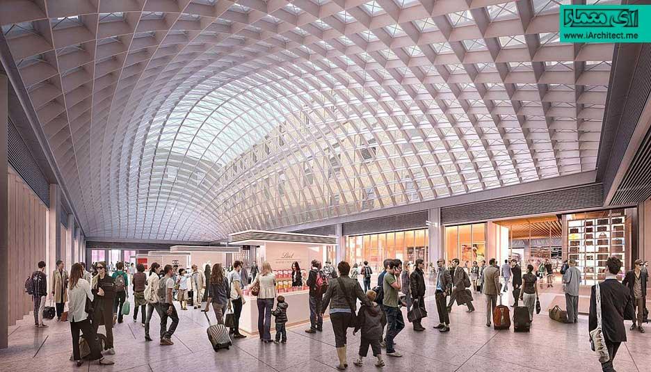 ایستگاه قطار Penn در نیویورک