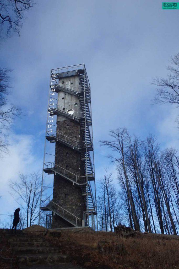 طراحی برج مراقبت
