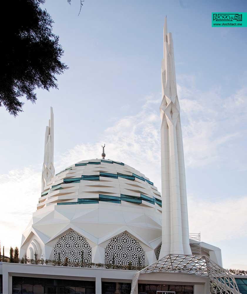 مسجد دانشگاه الهیات استانبول