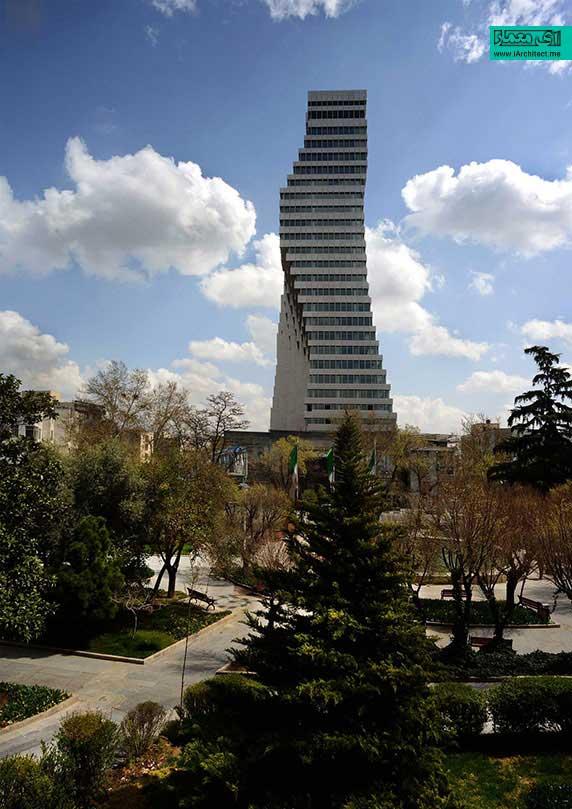 برج جام بانک ملت
