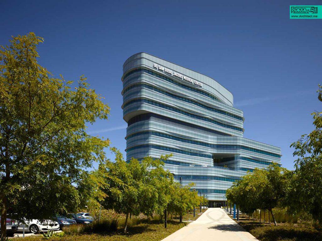 بیمارستان درمانی جیکوب از گروه طراحی مهرداد یزدانی