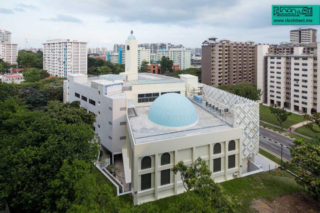 مسجد الانصار در سنگاپور