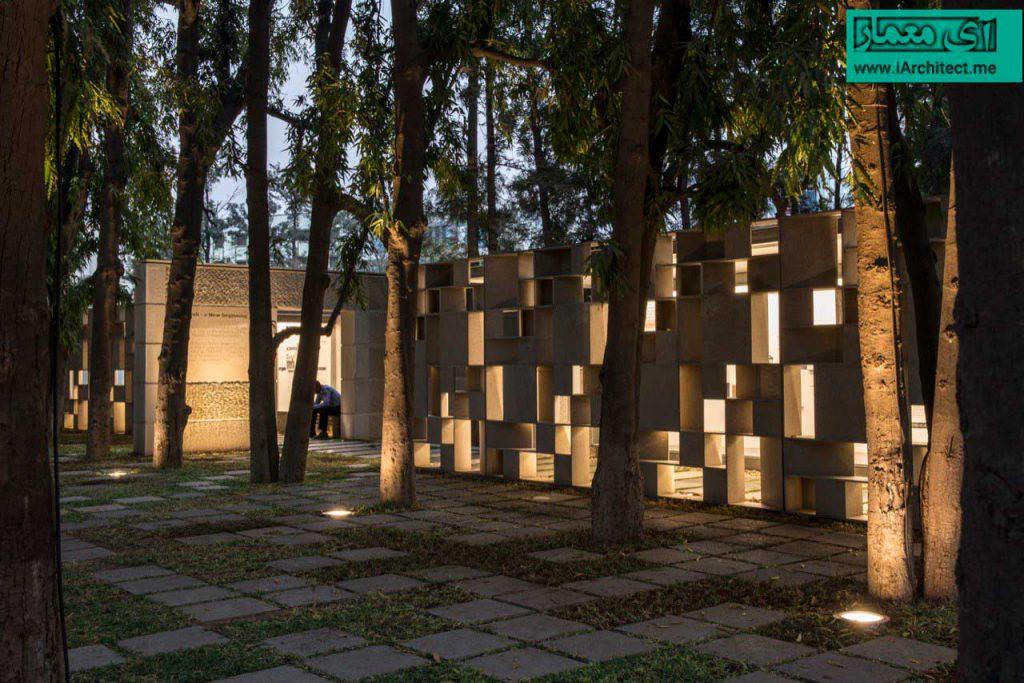 بنای یادبود دکتر «کِی. آنجی ردی»