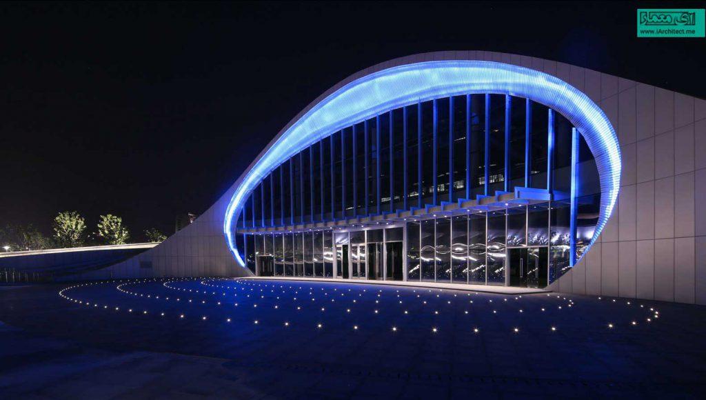 غرفه نمایشگاهی الکترونیک در چین