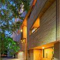 طراحی آپارتمان مسکونی ملک در اصفهان، رتبه سوم مشترک جایزه معمار 96