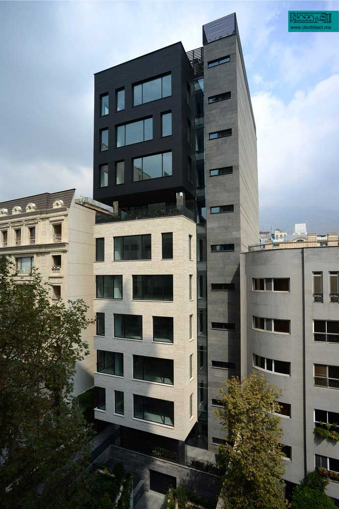 ساختمان مدرن BW7