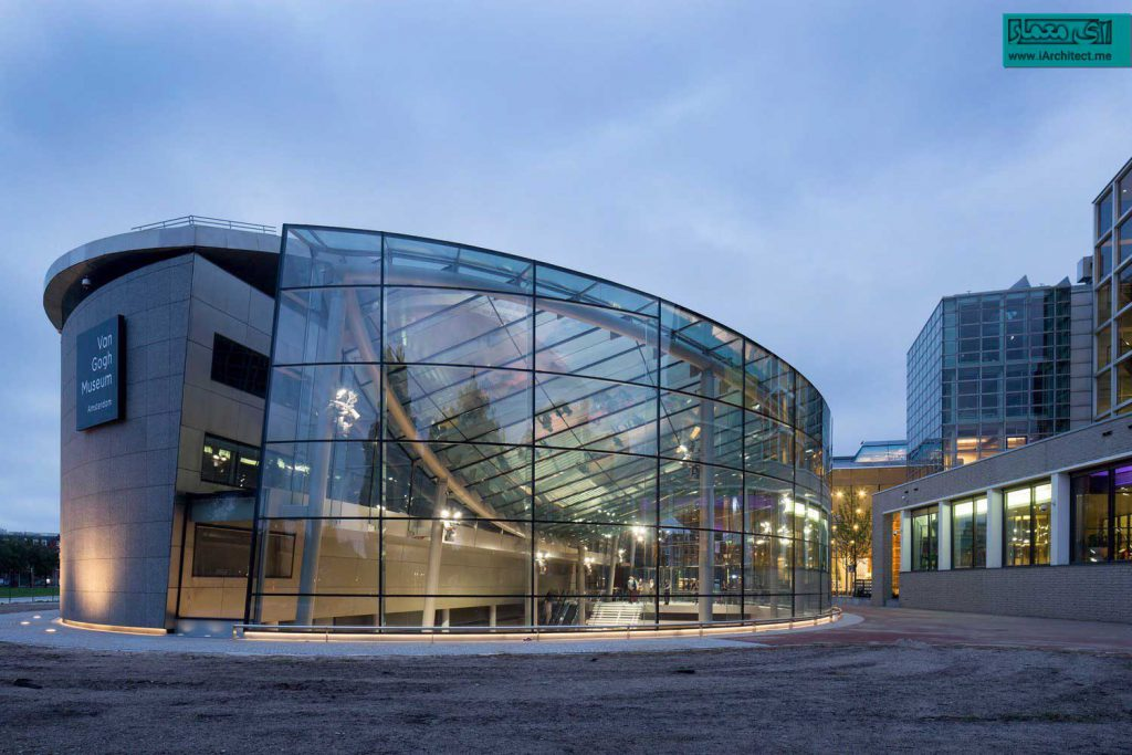 موزه ی ون گوگ در هلند