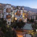 طراحی مجتمع مسکونی باغ زعفرانیه