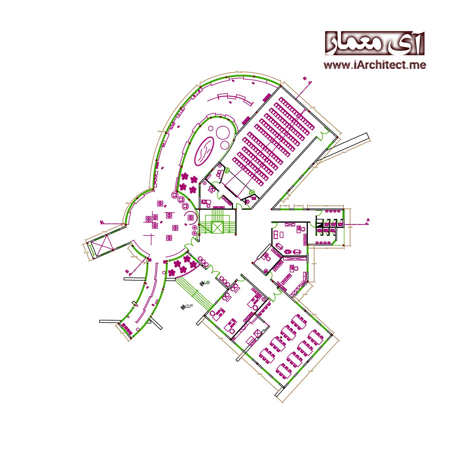 نقشه موزه