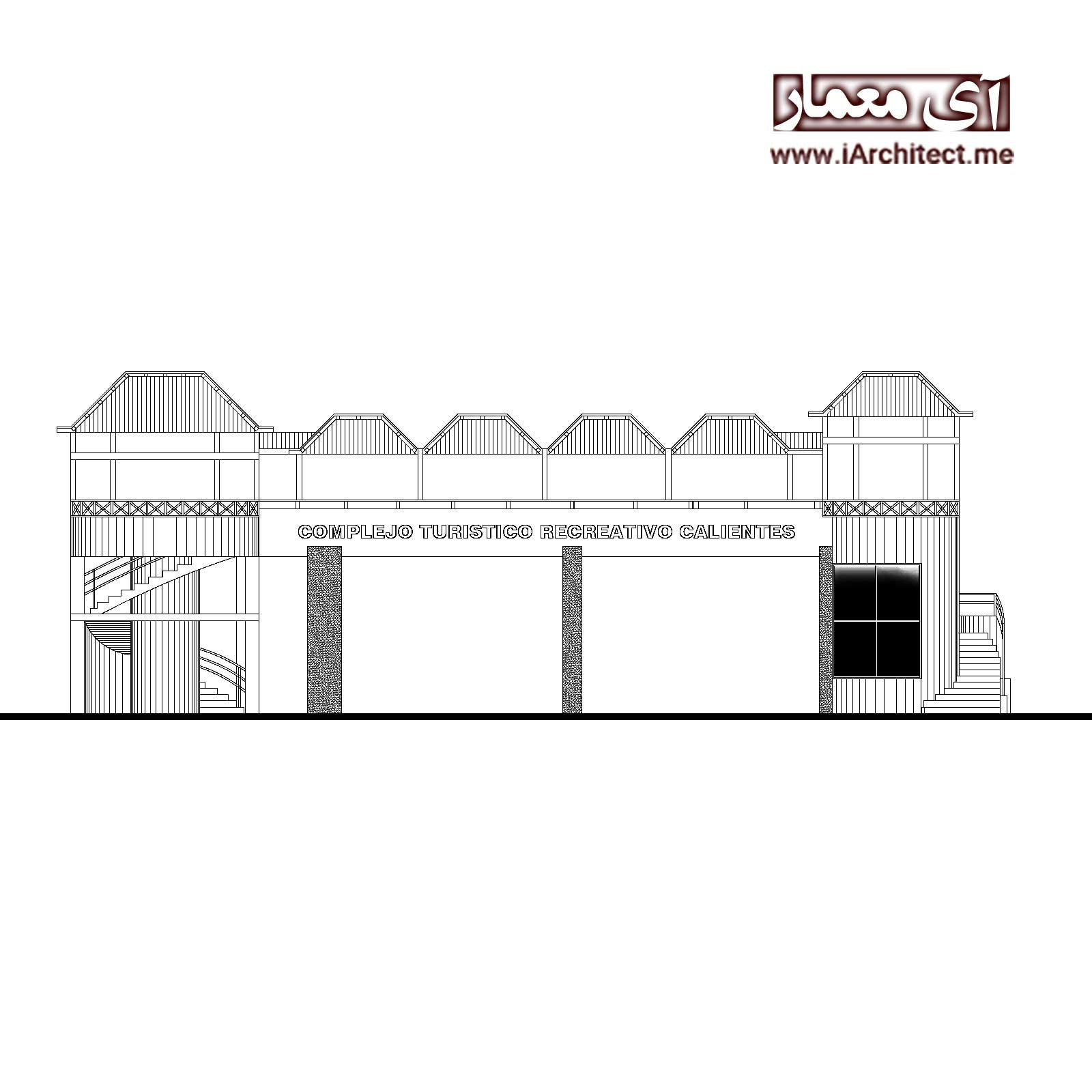 نقشه سالن کنفرانس و آمفی تئاتر