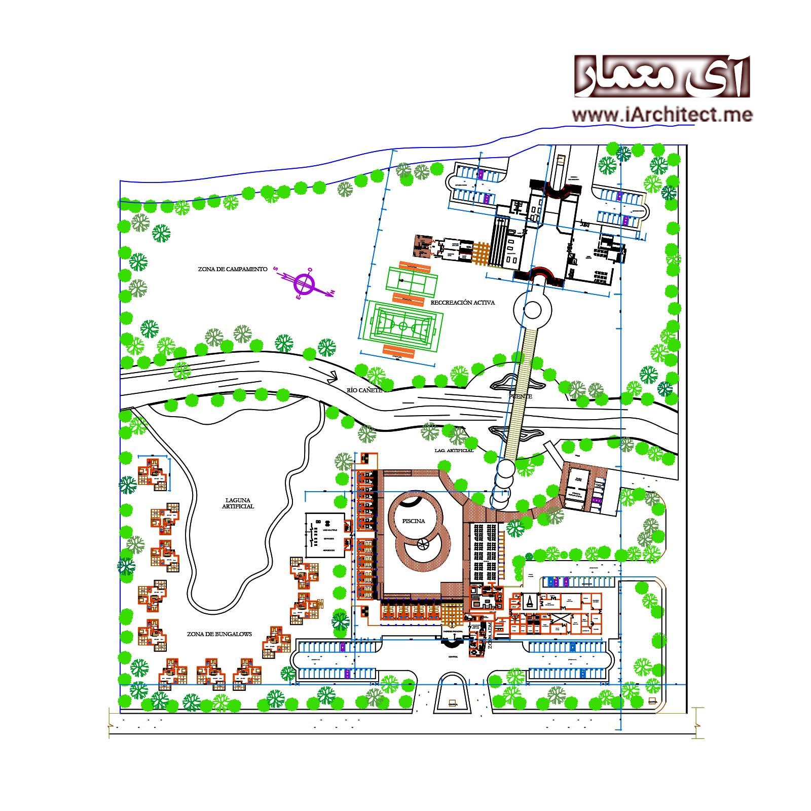 نقشه هتل 3 ستاره