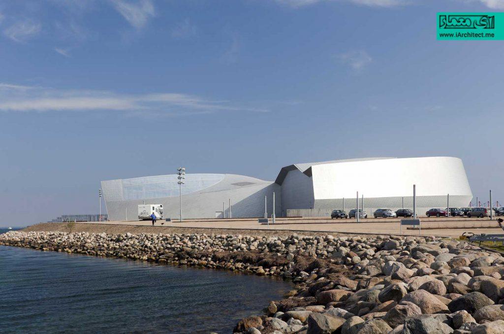 طراحی آکواریوم سیاره آبی در دانمارک