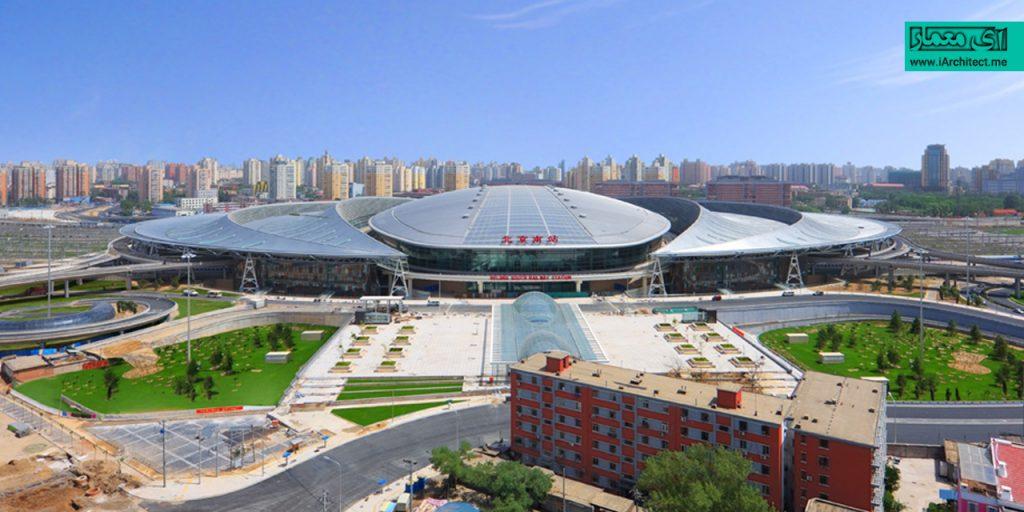 ایستگاه راه آهن جنوبی بیجینگ