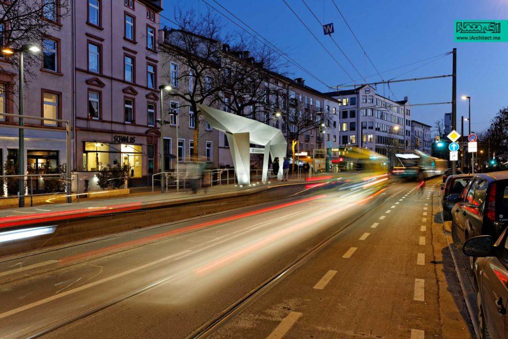 ایستگاه قطار شهری مسیر U5