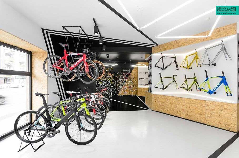 فروشگاه دوچرخه VEIO7