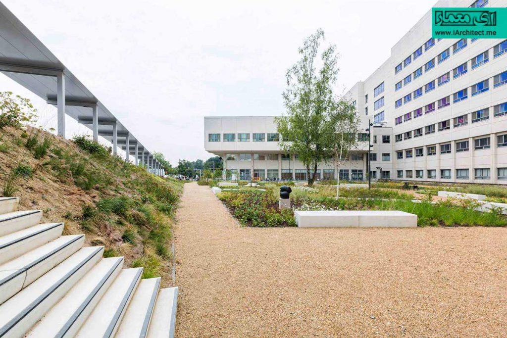 بیمارستان دانشگاه بروکسل