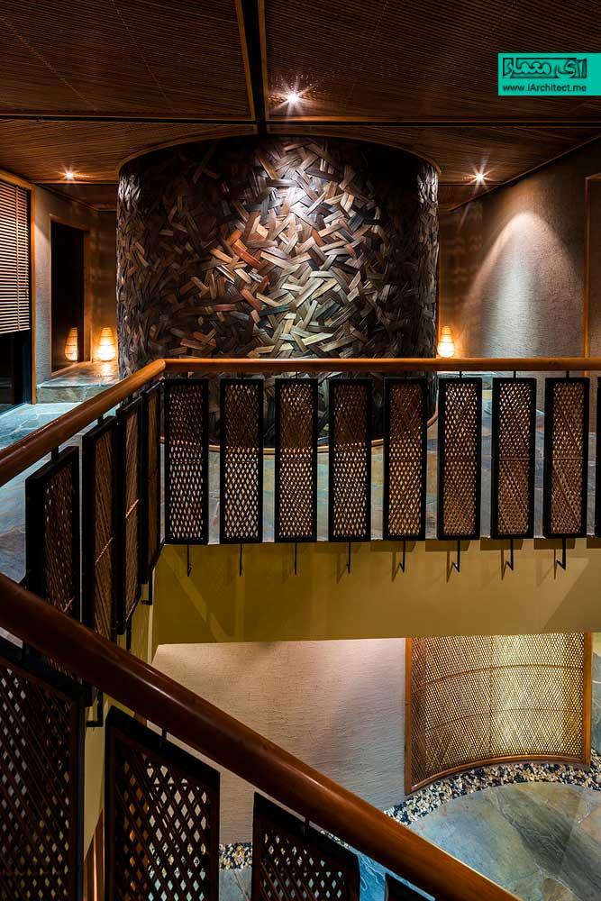 داخلی رستوران KIMONO