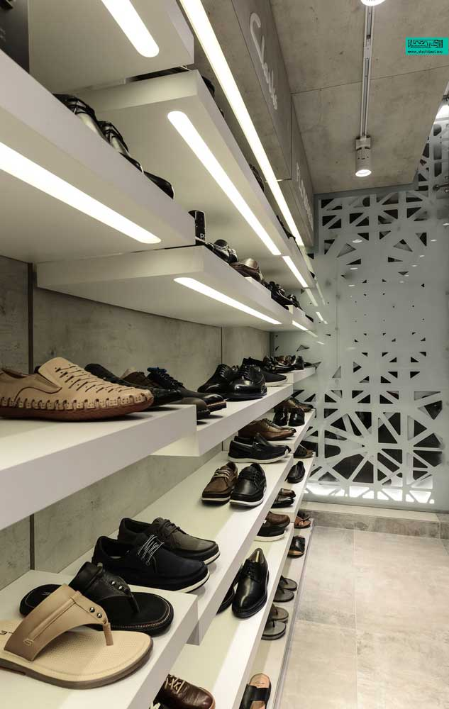 فروشگاه کفش رگال