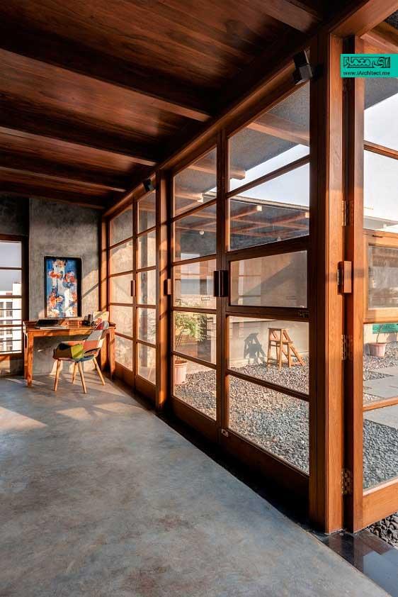 آپارتمان پنت هاوس در هند