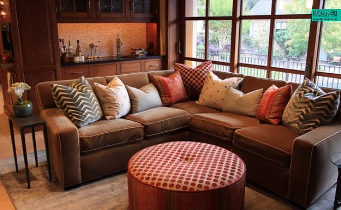 کاربرد الیاف طبیعی در دکوراسیون داخلی منزل