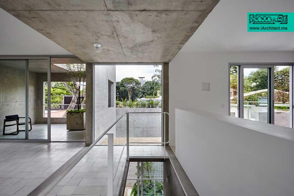خانه BN در Sao Paulo