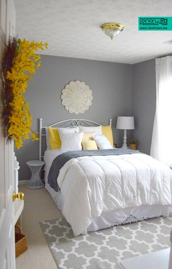 اصول اساسی در چیدمان اتاق خواب