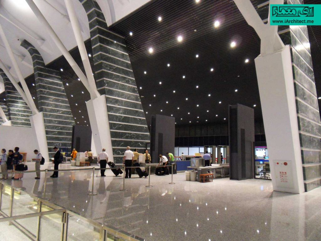 ترمینال فرودگاه بین الملی تایوان