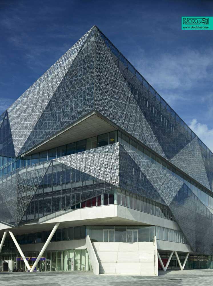 تالار شهر جدید نیووهخین