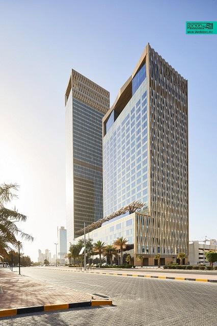 برج های دوقلو در کویت
