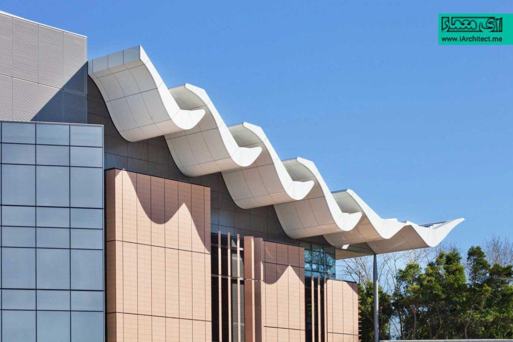 ساختمان تکنولوژی انرژی Tyree