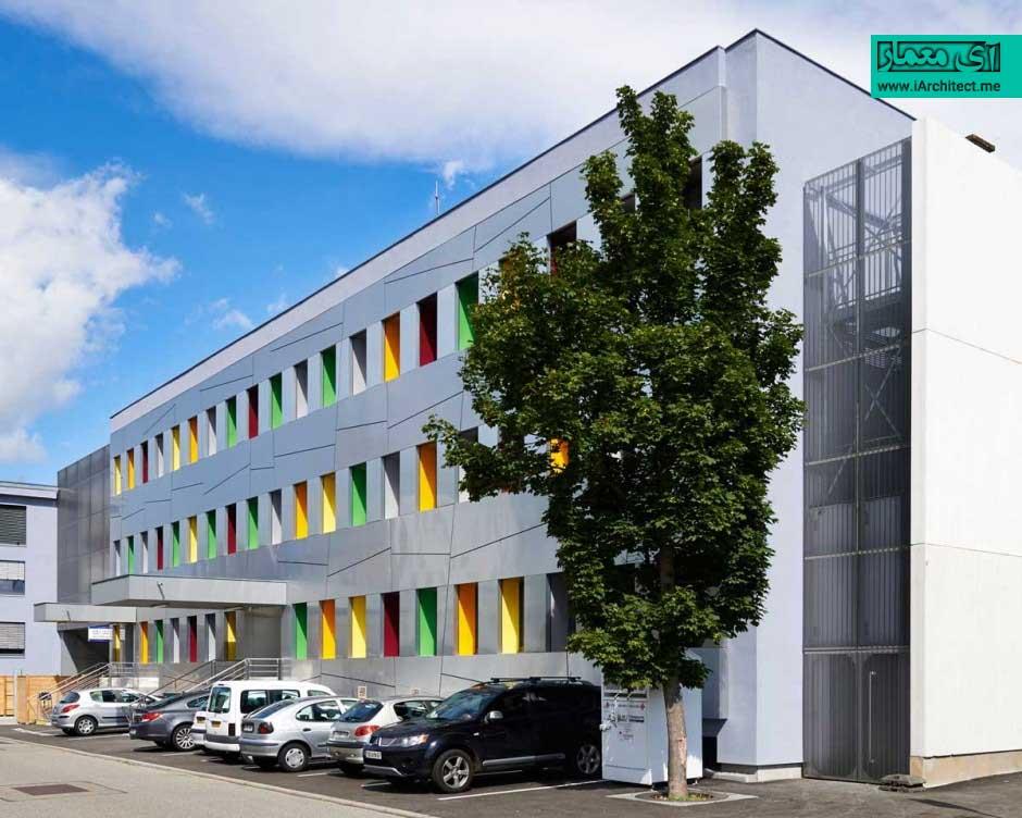 سالن شهر در فرانسه