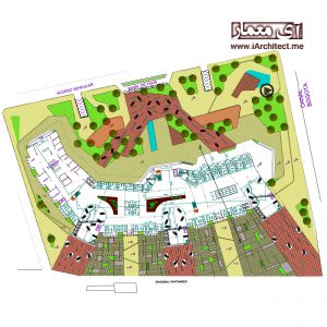 نقشه فروشگاه و مرکز تخصصی خودرو