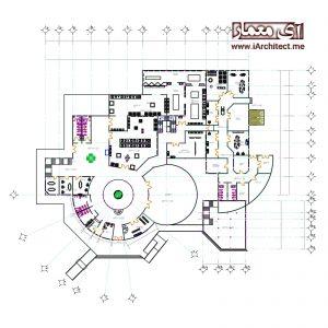 نقشه موزه فرهنگی