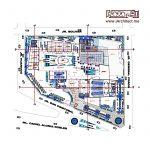 دانلود نقشه مرکز همایش