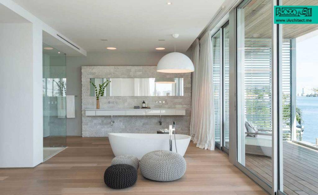 ایده های طراحی حمام