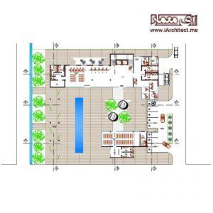 دانلود نقشه ساختمان شهرداری