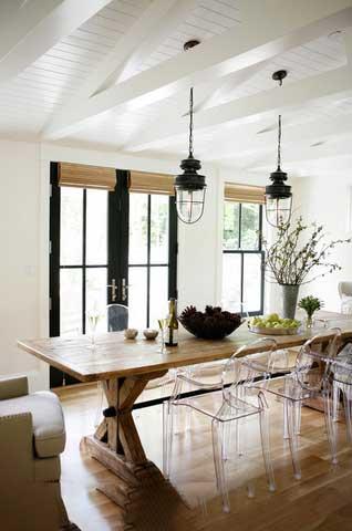 طراحی داخلی فضای غذاخوری