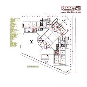 دانلود نقشه آموزشگاه موسیقی