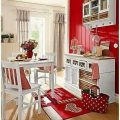 Application of orange in interior decoration-5