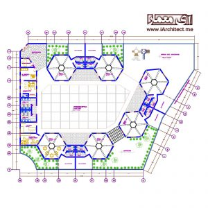 دانلود نقشه مدرسه ابتدایی